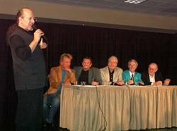 Max Maven, Siegfried, John Tomsoni, Channing Pollock, Marvyn Roy, Jay Marshall