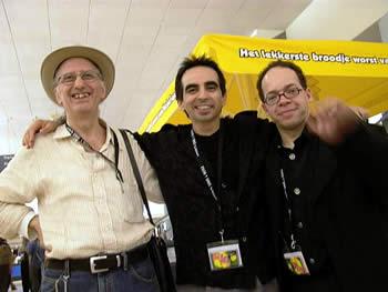 Juan TAMARIZ, Armando LUCERO & Bébel