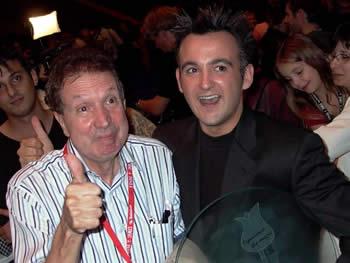 Pierre BRAHMA & Norbert FERRE : 2 champions français !
