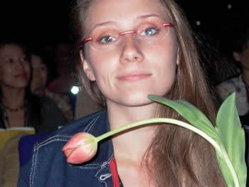 Alexandra DUVIVIER, jury des 70 heures de concours