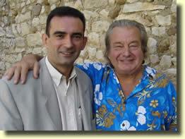 Armad PORCELL et Dominique WEBB