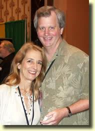 Mike Caveney & Tina Lennart