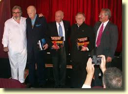 Jan MADD, Ludow, Dominique, Michel de la VEGA, Guy LAMELOT
