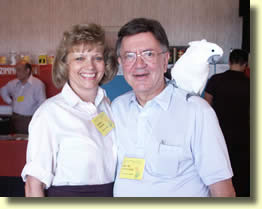 Donna et Michel FONTAINE