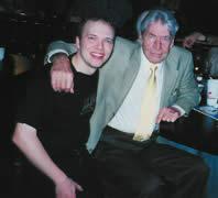 Boris WILD avec Channing Pollock.