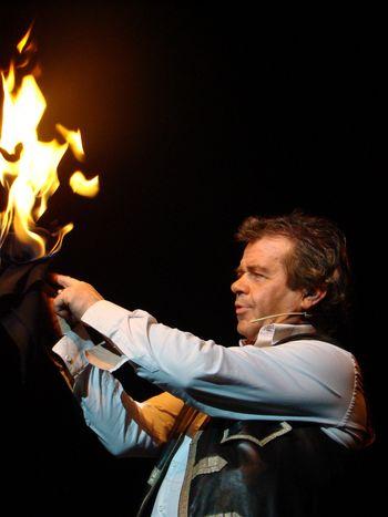 Alpha magie du feu