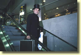 escalier - Une Semaine avec Paul MAZ