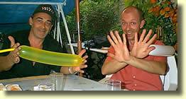 Val et Laurent GODON