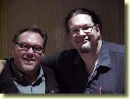 Kevin JAMES et PENN