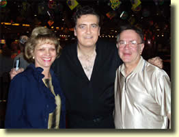 Donna, Rick THOMAS & Michel FONTAINE