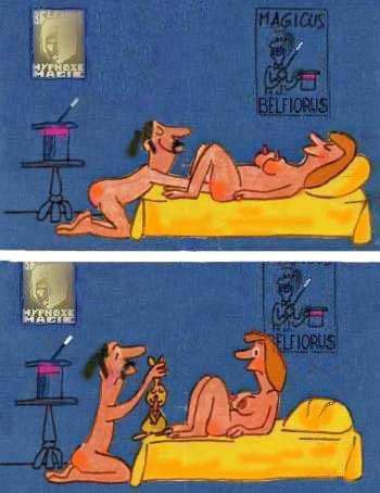 Images humoristiques.... - Page 2 Magie-humour-lapinbelfiore