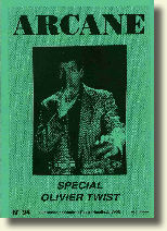 ARCANE 94 Spécial Oliver TWIST