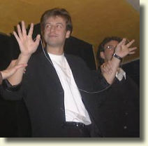 Arnaud DEBAISIEUX et le fil hindou