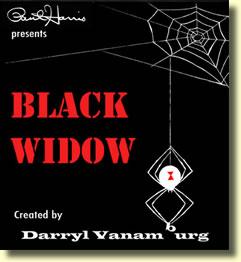 Black Widow de Darryl VANAMBURG