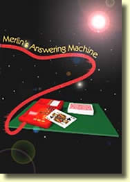 Le répondeur de Merlin de Mago ANTON