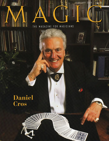magie Daniel Cros MAGIC 0204 - Les Magiciens Français à l'Assaut de la Presse Magique Américaine