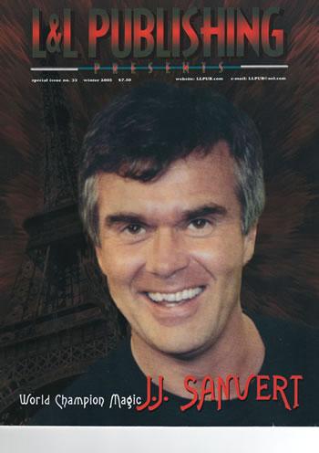 magie JJ Sanvert LL Publish 1105 - Les Magiciens Français à l'Assaut de la Presse Magique Américaine
