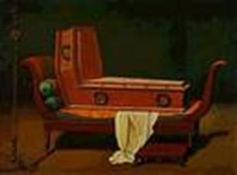 cercueil - René MAGRITTE : le Peintre des Illusionnistes ?