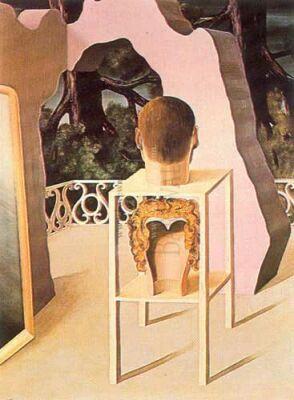 tetesanscorps - René MAGRITTE : le Peintre des Illusionnistes ?