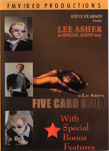 Five Card Stud de Lee ASHER