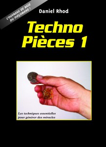 Techno Pièces 1 de Daniel RHOD