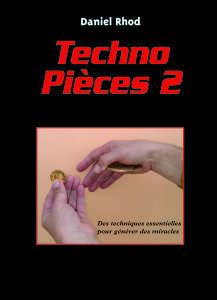 Techno Pièces 2 de Daniel RHOD