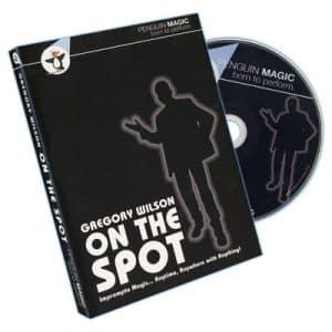 On The Spot de Greg WILSON