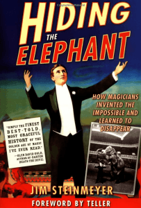 Hiding the Elephant Jim STEINMEYER