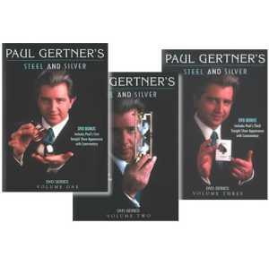 Steel and Silver Volume 1 à 3 de Paul GERTNER