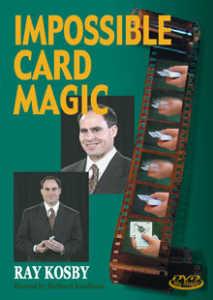 Impossible Card Magic Kosby