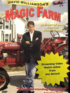 Magic Farm de David WILLIAMSON