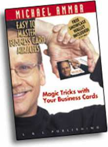 Easy to Master Business Card Miracles Michael AMMAR