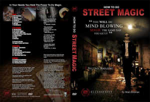 Street Magic Brad CHRISTIAN
