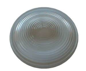 Une lentille Fresnel