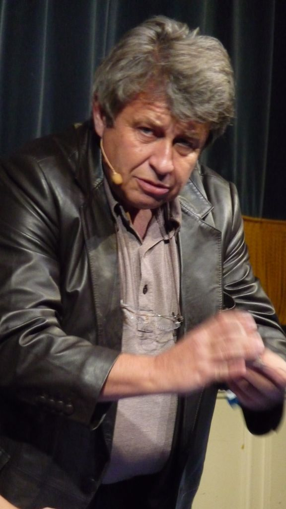 Bernard BILIS au 44e Congrès FFAP Paris du 21 au 241010 - Photographe Thomas THIEBAUT pour Virtual Magie