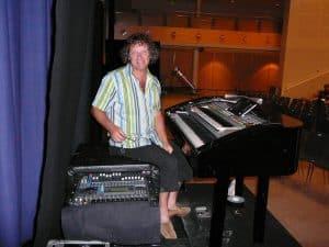 Frank WILSON à la FISM Stockholm du 3107 au 060806