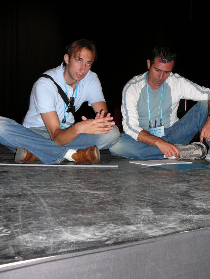 Mike & Jean-Philippe LOUPI