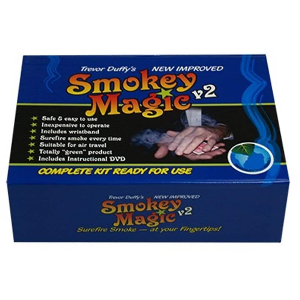 Smokey magic de trevor duffy virtual magie for Magic renov tout pret