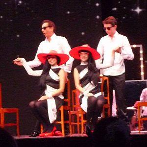 Arsene Lupin à la FISM 2015 Rimini par Peter DIN pour VirtualMagie