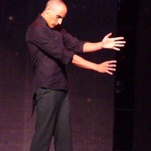 Hector Mancha à la FISM 2015 Rimini par Peter DIN pour VirtualMagie
