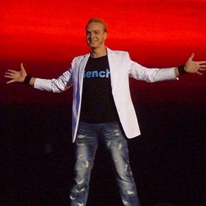 Jakob Mathias à la FISM 2015 Rimini par Peter DIN pour VirtualMagie