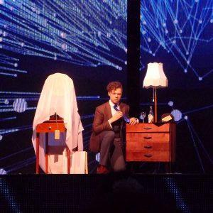 Simon Almers à la FISM 2015 Rimini par Peter DIN pour VirtualMagie