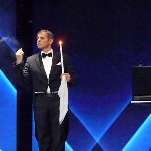 Vladirmir Volkoff à la FISM 2015 Rimini par Peter DIN pour VirtualMagie
