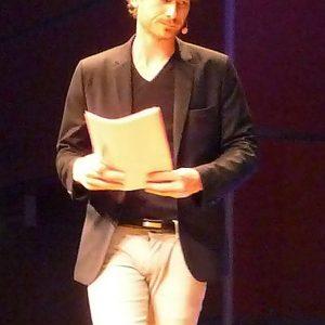 Yuri Kaine à la FISM 2015 Rimini par Peter DIN pour VirtualMagie