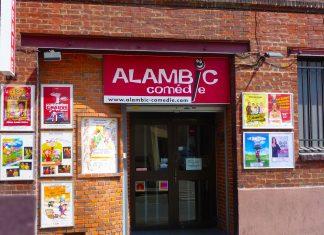 Théâtre l'Alambic Comédie