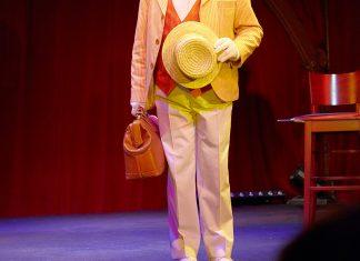 Peter DIN magicien