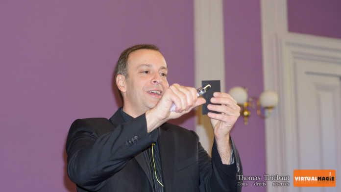 Sylvain MIROUF au 49e Congrès FFAP à Besançon - Photographe - Thomas THIEBAUT