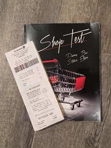 Shop Test de Steeve ELEMA & Pierre BOC