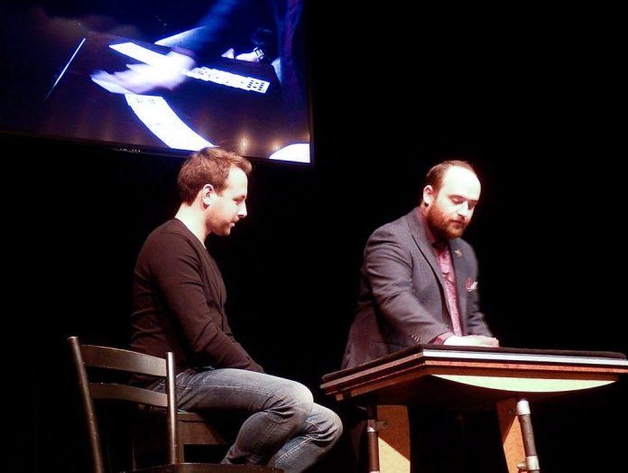 Luke JERMAY - Photographe - Claude ABACUS pour www.virtualmagie.com