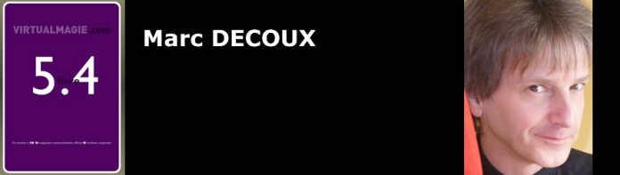 Marc DECOUX